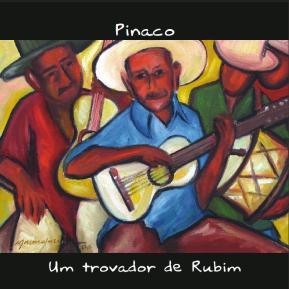 Capa do cd Pinaco - Tela de Marina Jardim