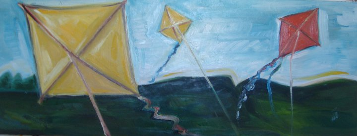 Marina Jardim – óleo sobre tela